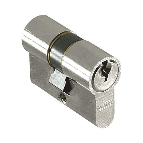 ABUS C51 Doppelzylinder Kurzzylinder 21/26 oder 26/21 - gleichschließend - inkl. 3 Schlüssel