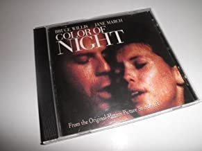 Color of Night by Various Artists (1994) Audio CD