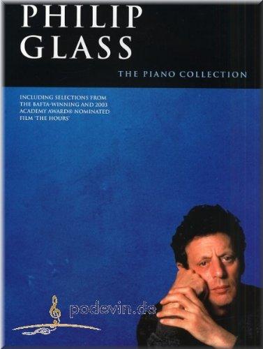 The Piano CollectionPhilip GlassPartitions de piano