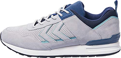 hummel Unisex-Erwachsene MARATHONA II Sneaker, Grau (High-Rise), 42 EU