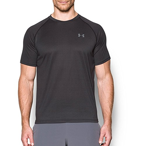 Camiseta masculina Under Armour Tech de manga curta