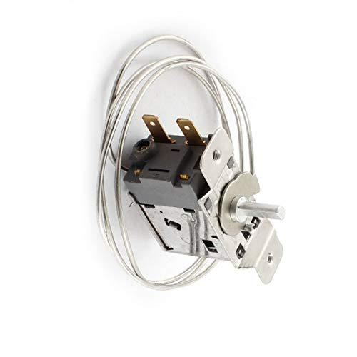 Aexit Gefrierschrank 2-Terminal -20C Thermostat-Temperaturregler getrennt (48bb7b977ee8d08157ef23b16e4465a1)
