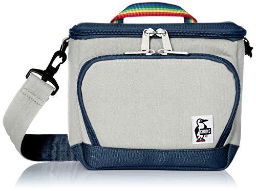 [チャムス] カメラバッグ Box Camera Bag Sweat Nylon H-Gray/Basic Navy