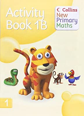 Collins New Primary Maths ? Activity Book 1B by Collins Educational