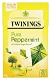 Twinings Pure Peppermint Herb Infusion (20 teabags)