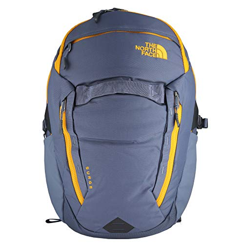 The North Face Surge TNF Router Nf0A3Etu Grisaille Gris Unisex Daypack Tamaño OS