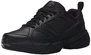 New Balance Women s Slip Resistant 626 V2 Industrial Shoe Black 7 M US