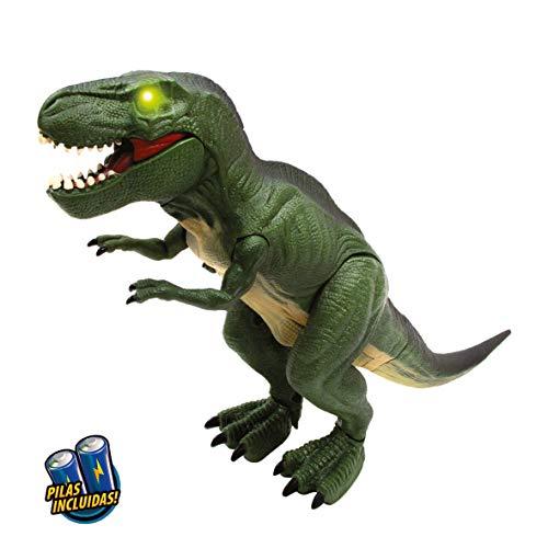 Dragon-i Dino T-Rex, model gesorteerd