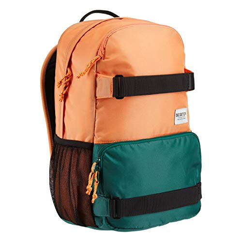 Burton Treble Yell Mochila, Adultos Unisex, Papaya Nylon