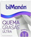 BiManán Ultra - Complemento Alimenticio Quemagrasas con Slendacor y Nuez de Cola que ayuda a Quemar Grasas y a Adelgazar - 28 Cápsulas