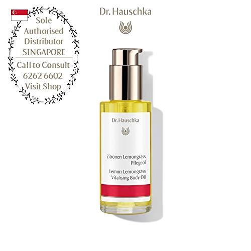 Dr. Hauschka Zitronen Lemongrass Pflegeöl unisex, erfrischendes Körperöl, 75 ml, 1er Pack (1 x 192 g)