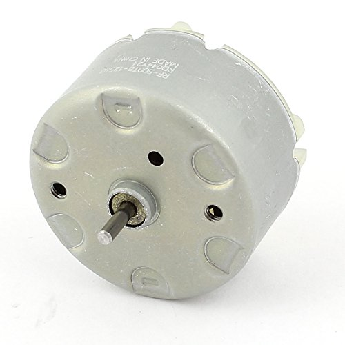 uxcell DC 12V 5500RPM Rotary Electric Motor for Alarm Bell Blender Machine