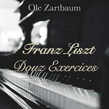 Franz Liszt: Etude En Douze Exercices (Study in Twelve Exercises), S.136