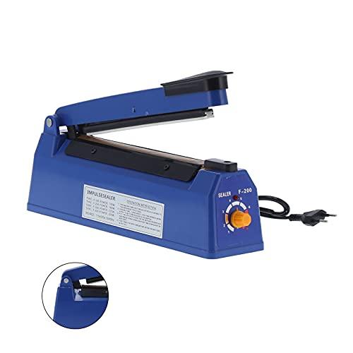 Máquina de sellado, sellador térmico de electrodomésticos de cocina de 220 V para dispositivo de envasado al vacío para el hogar