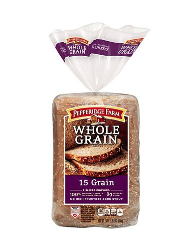 Pepperidge Farm Bread - Whole Grain 15 Grain 2 Pack