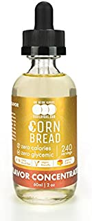 OOOFlavors Corn Bread Flavored Liquid Concentrate Unsweetened (2 oz)