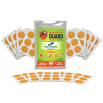 insect repellent patches for kids