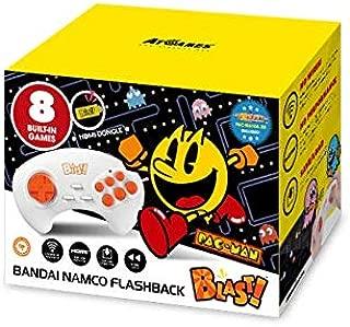 AtGames Bandai Namco Flashback Blast! Pac-Man PAC-Mania Retro Gaming Yellow