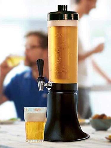 Torre De Chopp Doutor Beer 2l Com 2 Refil E Copo Removível
