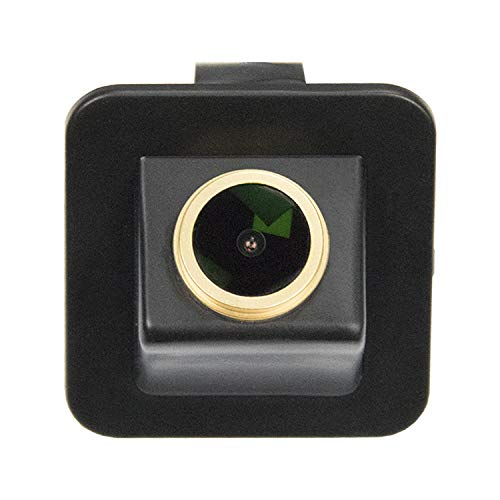 HD 1280x720p Goldene Kamera Wasserdicht Nachtsicht Rückfahrkamera Distanzlinien Umschaltbar Einparkhilfe für Hyundai Elantra Avante 2011-2015 /Kia cerato 2013-2017 /Hyundai i30 2014