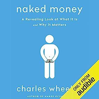 Naked Money audiobook cover art