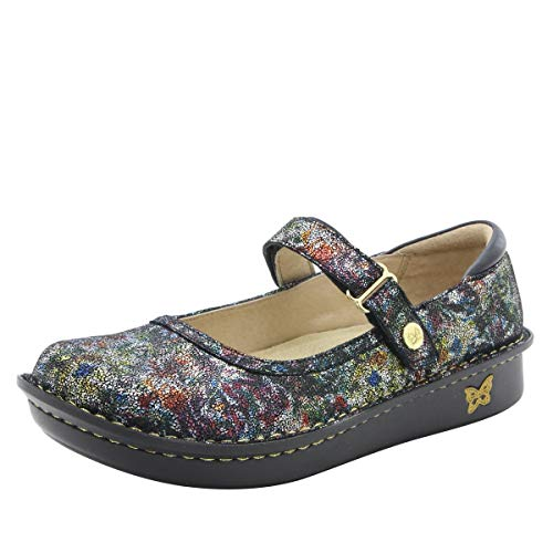 Alegria Belle Womens Mary Jane Shoe Veranda 6 M US