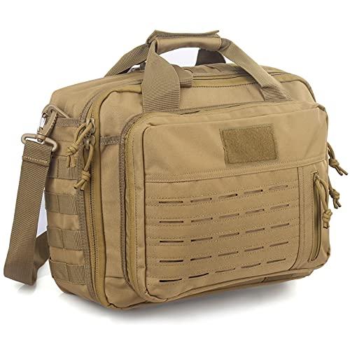 SEALANTIC Specialist Series Pistol Range Bag, Tactical...