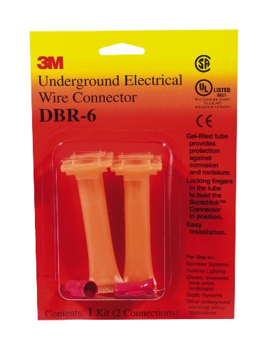 3M Safety DBR/Y-6 Electrical Connectors Kits
