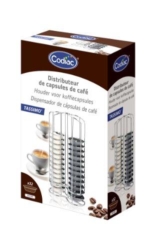 Codiac 303109 Tassimo Distributeur de Capsules pour Machine à Café