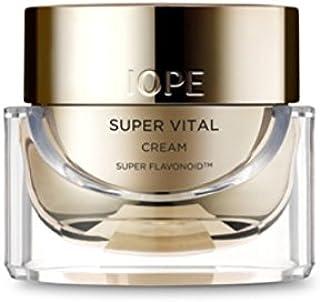 IOPE  New Super Vital Cream 50ml Super Flavonoid