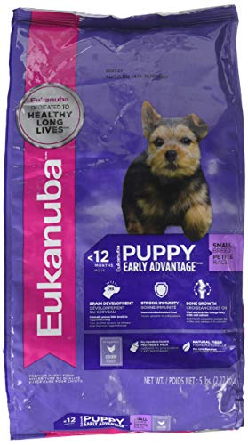 Eukanuba Puppy Dry Dog Food Chicken - Small Breed