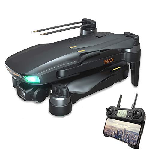 Posicionamiento avión no tripulado cámara 6K Profesional de alta definición grande 3000M de tres ejes cardán Anti-Shake Control Remoto Aviones vídeo en tiempo real con los aviones de RC Altitud