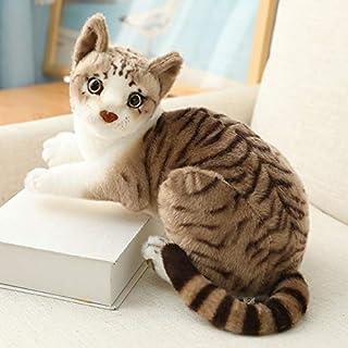 26/30/40 cm Creatieve schattige Pluche Kat Pop Zacht Knuffeldier Pluche Kitten Speelgoed voor Kinderen Cartoon kids Meisje...