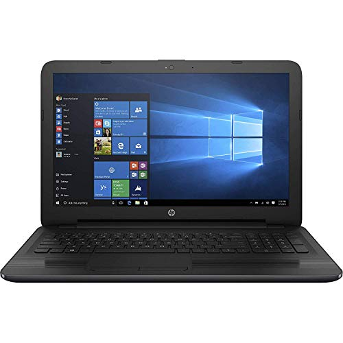 HP 250 G5 15.6' Anti-Glare HD Premium Business Laptop (Intel Core i5-6200U, 8GB DDR4 Memory, 500GB HDD) VGA, HDMI, DVD+RW, WiFi AC, Bluetooth, Ethernet RJ-45, Windows 10 Professional 64 bit - Black