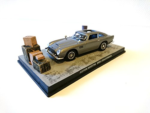 James Bond Aston Martin DB5 007 Goldfinger - 1/43 Model DY025