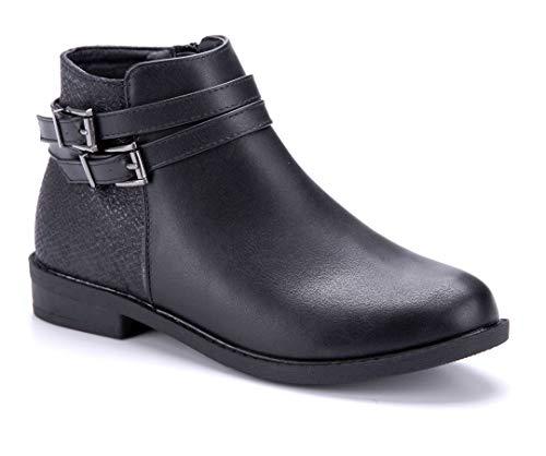 Schuhtempel24 Klassische Stiefeletten schwarz argeliers
