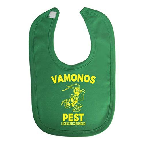 Breaking Bad Vamonos Pest Baby And Toddler Bib