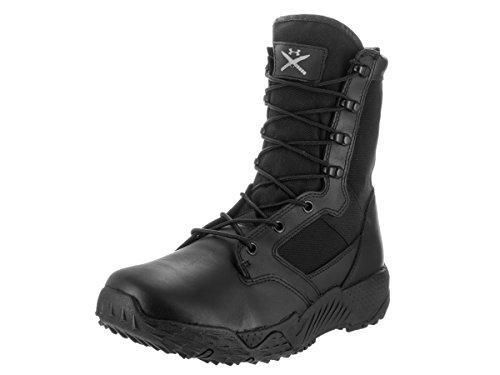 Under Armour UA Jungle Rat, Zapatos de Low Rise Senderismo Hombre, Negro (Black 001), 48.5 EU