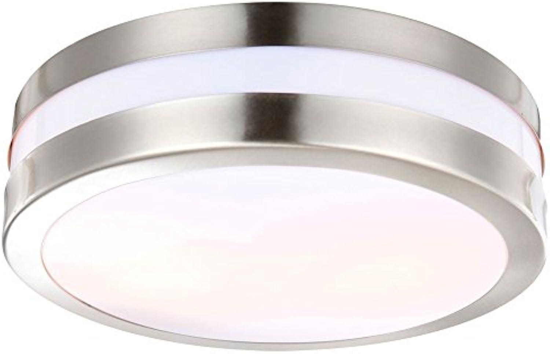 LED Auenleuchte 19 Watt Auenlampe IP44 Beleuchtung Lampe Leuchte Edelstahl Garten