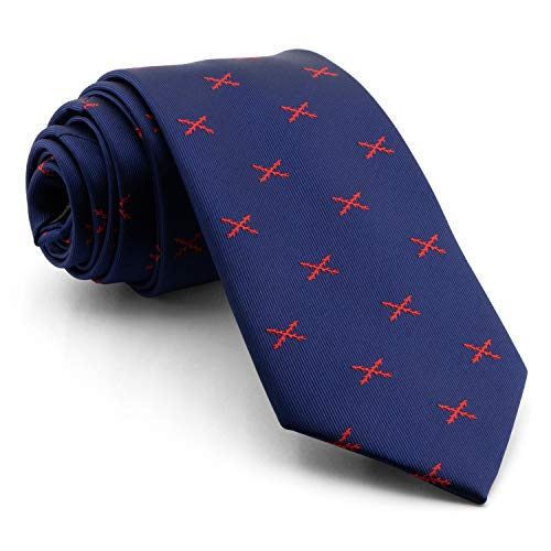 Cencibel Smart Casual Corbata Cruz de Borgoña