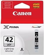Canon CLI-42 LGY Light Gray Ink Tank