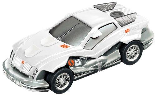 Carrera - 20061228 - Véhicule Miniature - Go!!! Car Force Agent - Secret Silver