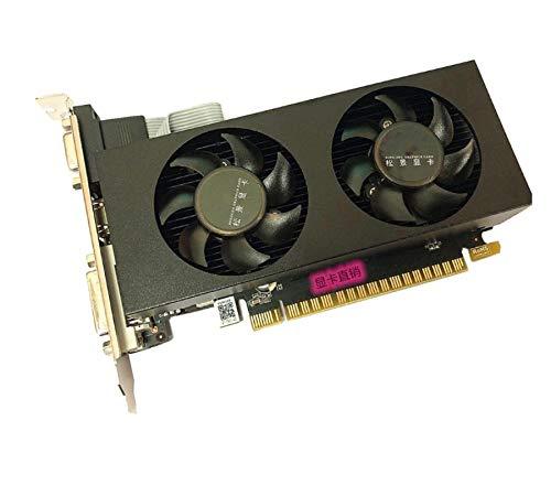 lizeyu Tarjeta gráfica GTX750Ti 4G DDR5 tamaño chasis semi-alta eficiencia energética.