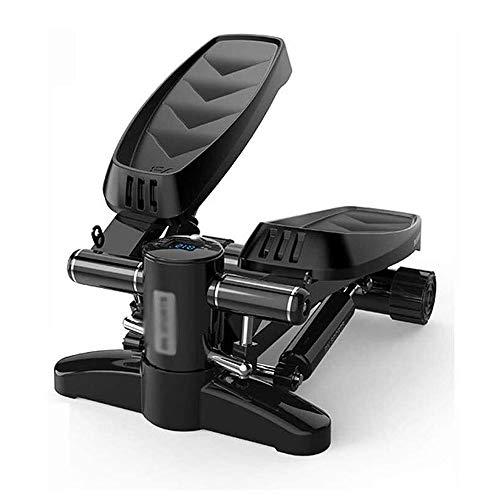 BZLLW Mini de Pasos asentó - Bajo ejercitador de Pedal - Silencio de Pasos múltiples Funciones del Pedal Cubierta máquinas de Fitness