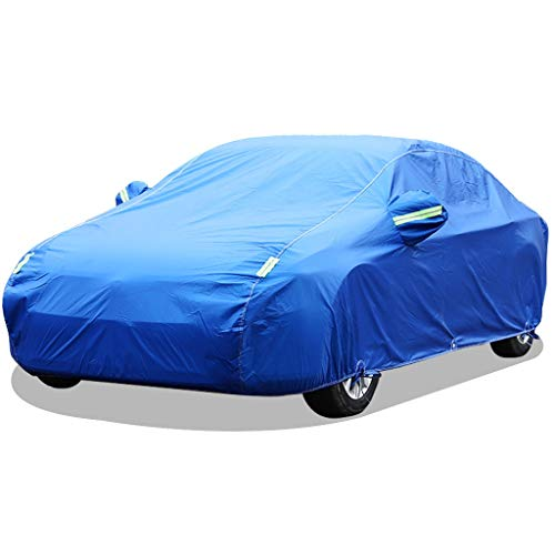 Whitejianpeak Cubierta Impermeable del Coche Compatible con Toyota Sequoia,Land Cruiser,Zelas,