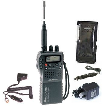 Veka Alan 42 - Walkie talkie con radio AM y FM