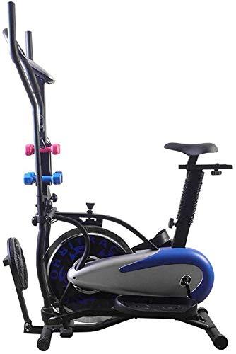 UYZ Bicicleta estática, Equipo Configuración del Programa de Movimiento múltiple Máquina elíptica de Ejercicios, Bicicleta con magnetrón silencioso, Bicicleta estática para Interiores Equipo de