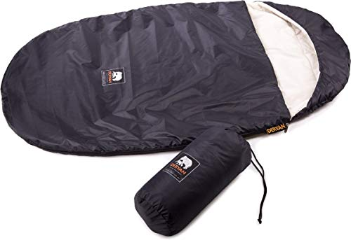 Deryan Deryan Sleeping Bag Deryan Sleeping Bag, zwart