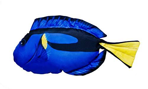 GABY Fish Pillows Cojín Decorativo en Forma de pez Real, Mini pez de espinillas.