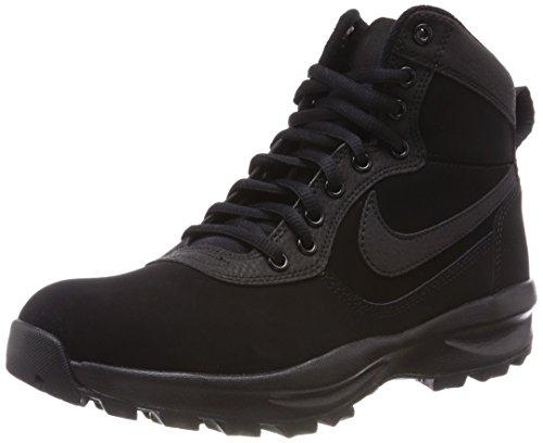 Nike Mens Manoadome Boot Black/Black-Black 8, Black/Black/Black, Size 8.0